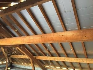 Rénovation isolation St Martin
