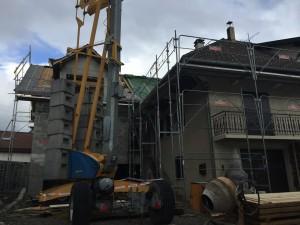 Rénovation toiture Naves