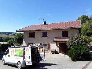 Renovation Toiture Groisy