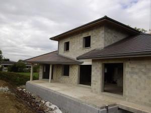 Charpente maison