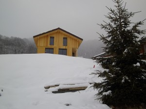Ossature bois - Vallée verte