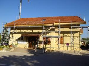 Rénovation isolation Etrembières
