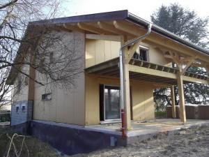 Ossature bois - Segny