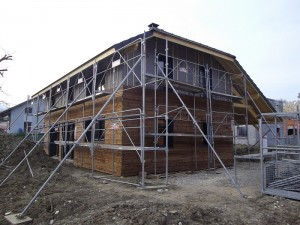 Maison ossature bois - Drumettaz