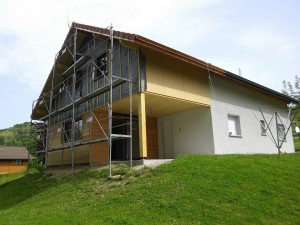 Extension et garage Cruseilles