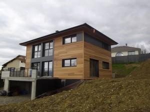 Maison ossature bois Neydens