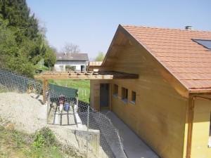 maison ossature bois rumilly