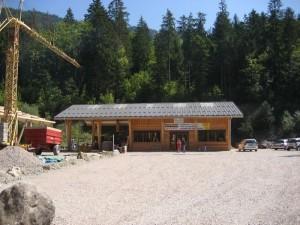 Structure bois - Biot