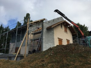 Rénovation et extension maison Cruseilles