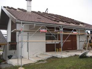 Rénovation toiture Amancy