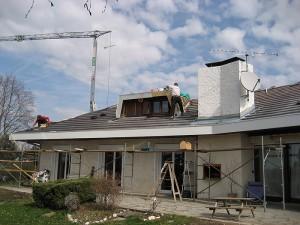 Rénovation toiture Cruseilles