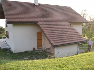 Extension maison St Martin