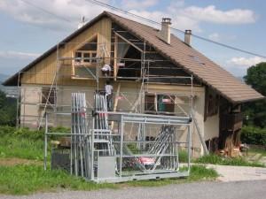 Rénovation maison St Laurent