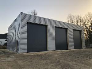 Structure Hangar SBS