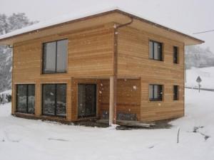 Ossature bois - Arbusigny