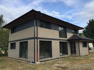 Maison ossature bois Annecy