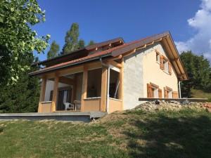 Rénovation et extension maison Cruseilles