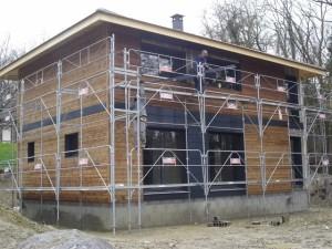 Ossature bois - Epagny