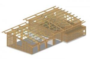 Structure bois école de taxiscb026d15